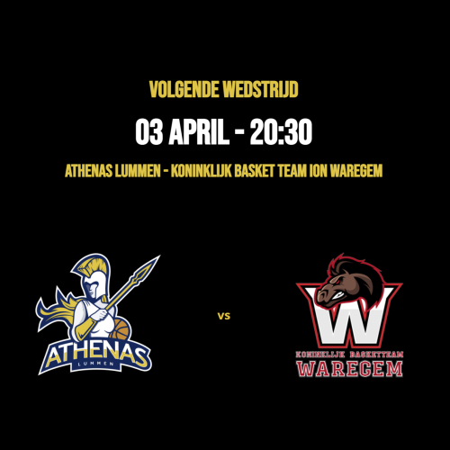 Livestream Basket Lummen vs Waregem